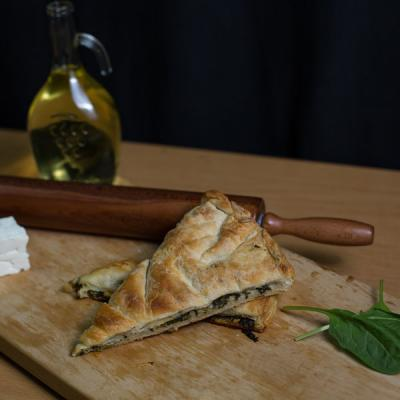 Spinach & Feta Pie